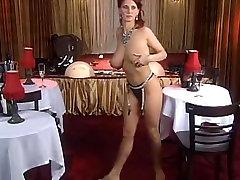 Crazy amateur Big Tits, Striptease porn movie