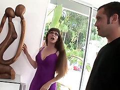 Exotic pornstar Alexandra Silk in incredible hd, mature porn video