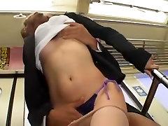 Amazing baloshi female girl in Crazy Handjobs, Public JAV scene