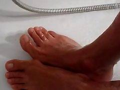 euroopa suu mudel lathers tema ilus ja jalgade