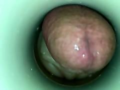 Drained by cum cam man