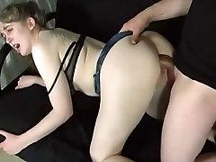 Seksi blijede kože anal dama