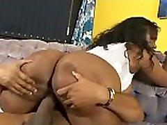 Ebony ketrinar xxx in lingerie sex scene