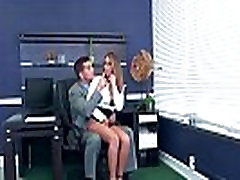 Hardcore Sex In Office With Huge Boobs Girl Layla London vid-18