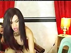 Very Horny Tranny Sluts Cam on BasedCams.com