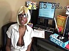 Ebony Msnovember First Day At Work Fucking Boss To Keep Her Job Sex &amp Blowjob