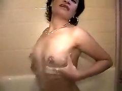 Exotic homemade Mature, Masturbation adult clip