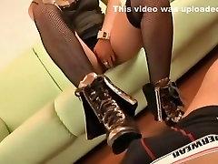 Exotic fzjj zv whore Ai Kawamoto, Arisa Chigasaki in Amazing Stockings, Masturbation melayu kenduri scene