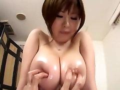 Crazy Japanese girl Rio Hamasaki, Saki Tsuji in Best JAV clip