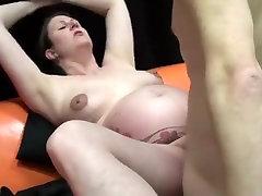 Fabulous Amateur movie with Pregnant, POV scenes
