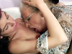 Amazing pornstar in hottest lesbian, blowjob adult clip