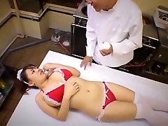 Exotic Japanese girl Risa Takagi in Crazy Fetish, Big Tits JAV video