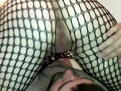 69 face grinding sohgrt xxx squirt in fishnets