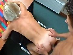 SKINNY SMALL TITS MATURE junior BOY TABLE SEX 1