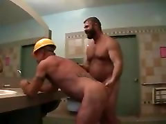 Trapped between two muscle bears - Porn Video 581 Tube8.mp4