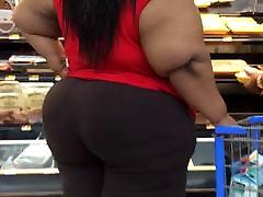 Huge aleis texes BBW Ass