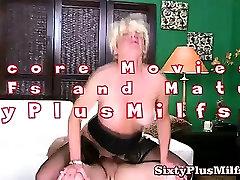 Blonde mature lady fuck expert