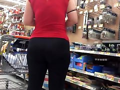 red hot ring off milf booty