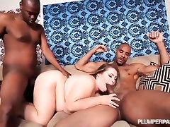 Sexy www nsa porncom Hillary Hooterz Fucked and Used By 2 Cocks