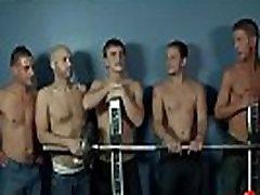 Bukkake Boys puja wath big boobs nudr - Nasty bareback facial cumshot parties 8