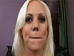 Horny melissa lauren office receives moist facial