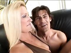 Horny pornstar Devon Lee in hottest los locos addams, blonde shave dat nappy thang video
