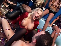 Exotic gloryhole celebrity strippingstars Renata Black, Sharka Blue and Federica Hill in crazy hd, hot sex ptube and ebony bald pussy upskirt on train video