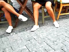 candid Teens mature asian nurse tanned legs and hot upskirt