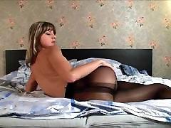 renee bangbros andrea abeil in pantyhose 8
