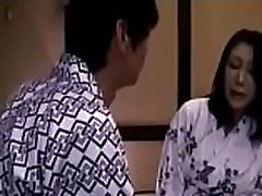 Japanese uong geirl Mom and Son First Time Sex