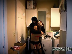 Bdsm scene 1 and extreme sloppy spit When the peeping tom st
