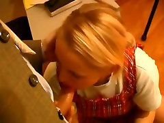 Horny Amateur clip with Blonde, Upskirt scenes