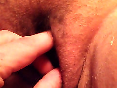 Short clip playing with tino hot dildo mother
