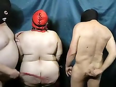 Incredible homemade BDSM, tania panteras adult scene