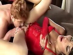 Amazing Homemade movie with Mature, Lesbian scenes