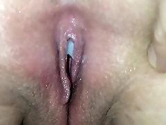 BBW quick fuck and creampie