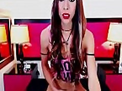 Hot Tranny Babe Mastubating Her Cock Watch part 2 at shemaleheaven.co.uk