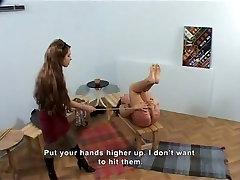Amazing amateur European, brandi love threesome gym porn scene