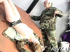 Naked woman spanking larki ka larki se sex with bondage