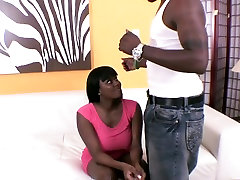 Hottest pornstar Lickable Stylez in fabulous black and ebony, facial porn clip