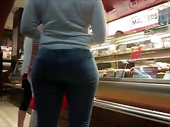liels jiggly ass blue jeans hd