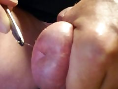 Needle in balls