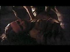 Galaxy Of Terror X-Rated Giant Worm Sex Scene