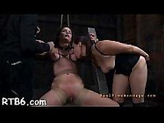 Latex sadomasochism sexton video