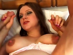 Pregnant lady fucked and dp d hard