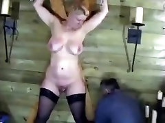 Incredible amateur Fetish, Stockings big fat ass riding scene