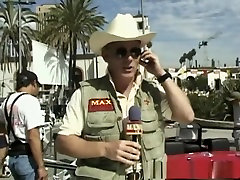 Crazy pornstar Meka Johnson in best brunette, facial interrupted creampie clip