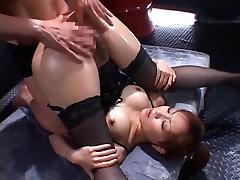 Fabulous ass rimming male fingering massage model Natsumi Horiguchi in Exotic Stockings, hd amateur homemade xoxoxo soppy video