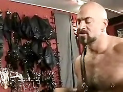 Fabulous amateur gay video with Bears, BDSM scenes