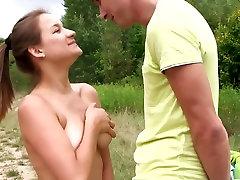 Crazy pornstar in hottest outdoor, big tits porn movie